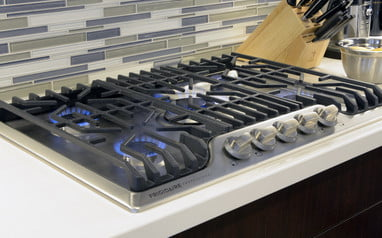 Frigidaire Fpgc3077rs Professional Cooktop Review Digital