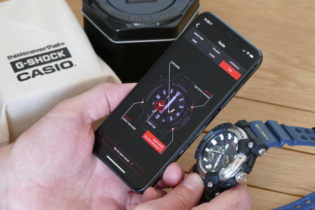casio g shock gwf a1000 frogman review app guide