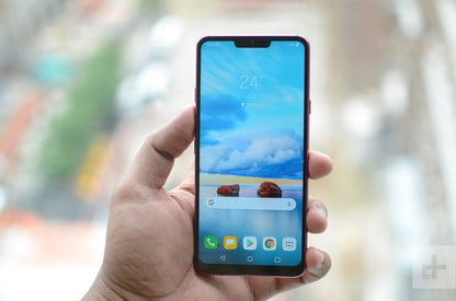 Walmart Lets you Have the LG's Flagship G7 ThinQ for Only
