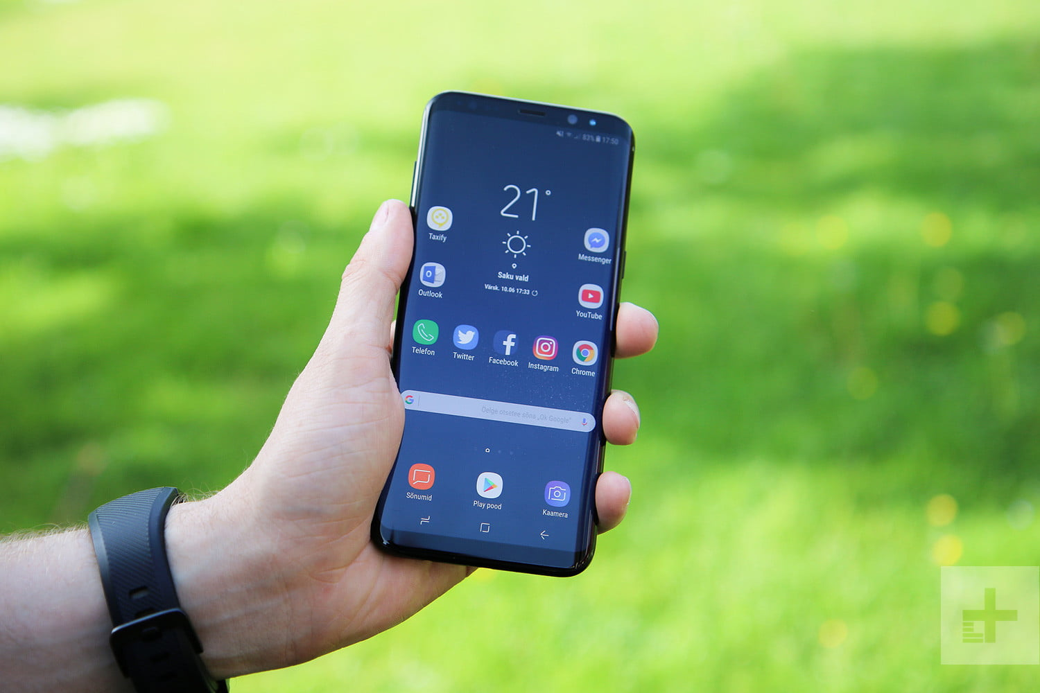 The Samsung Galaxy S8 Plus is only $422 on Amazon for Labor Day