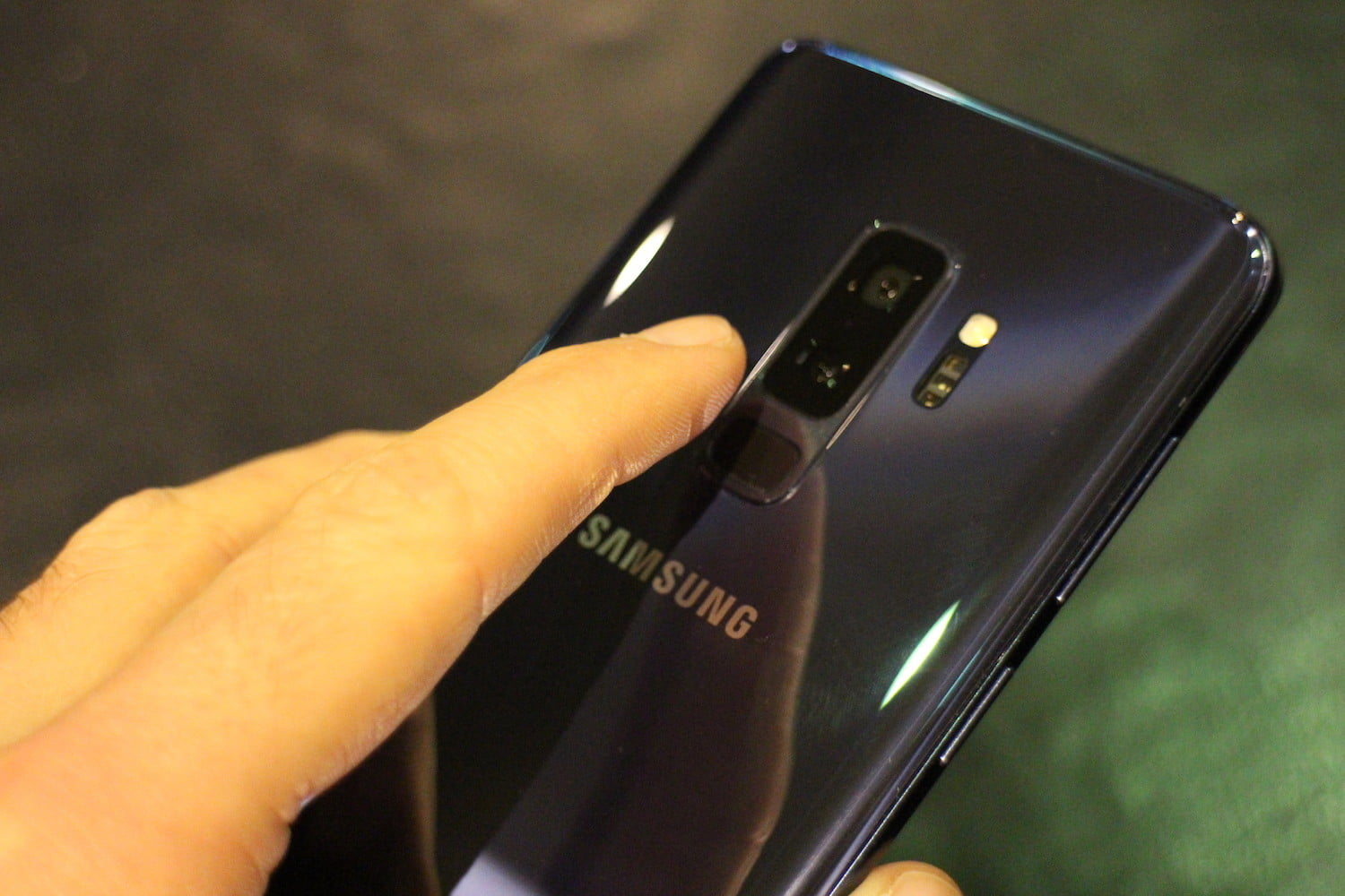 How To Set Up Security On The Samsung Galaxy S9 and S9 Plus