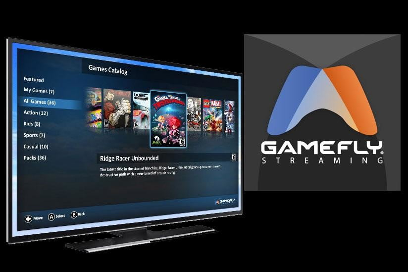 GameFly Streaming Coming To Samsung Smart TVs | Digital Trends