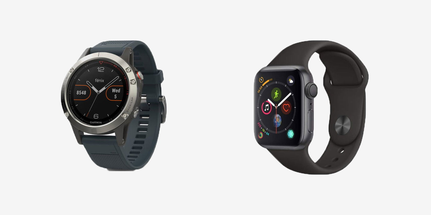 Apple Watch Series 4 and Garmin Fenix smartwatch deals save you up to $150