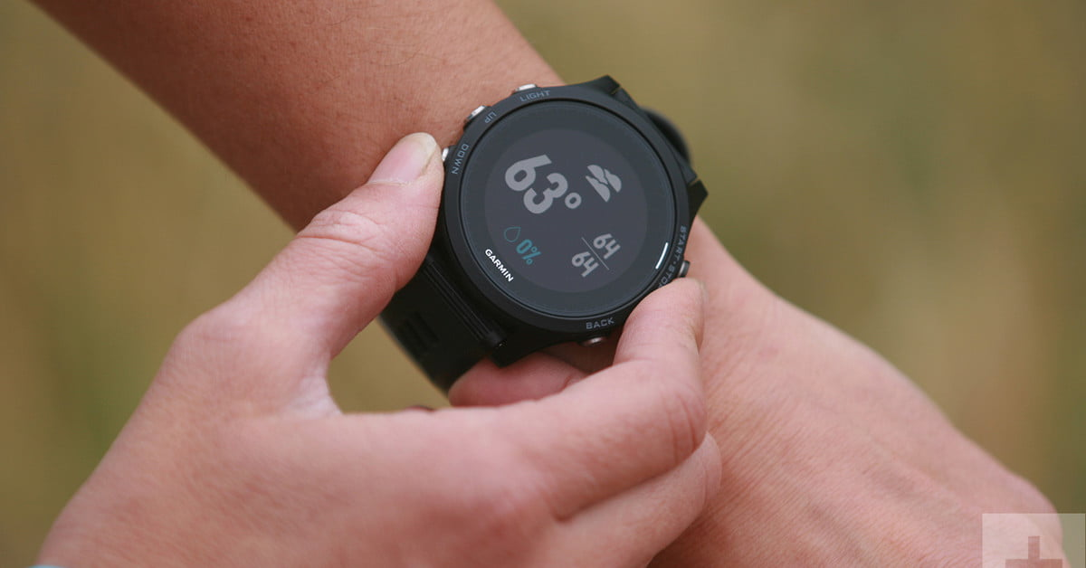 Garmin Forerunner 935 Review: Big on Fitness Features, Not