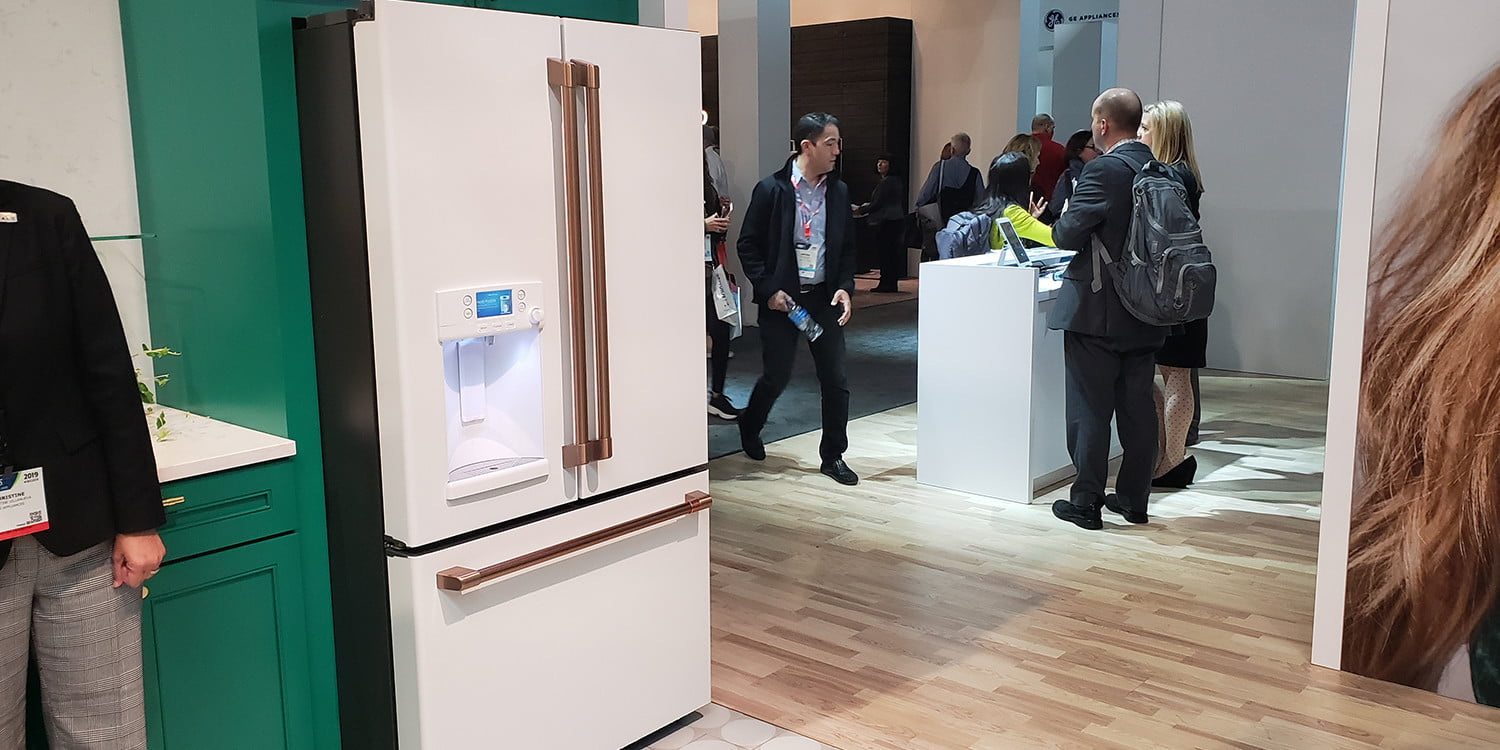 Colored Fridges Are Back! GE Unveils Retro Style at KBIS