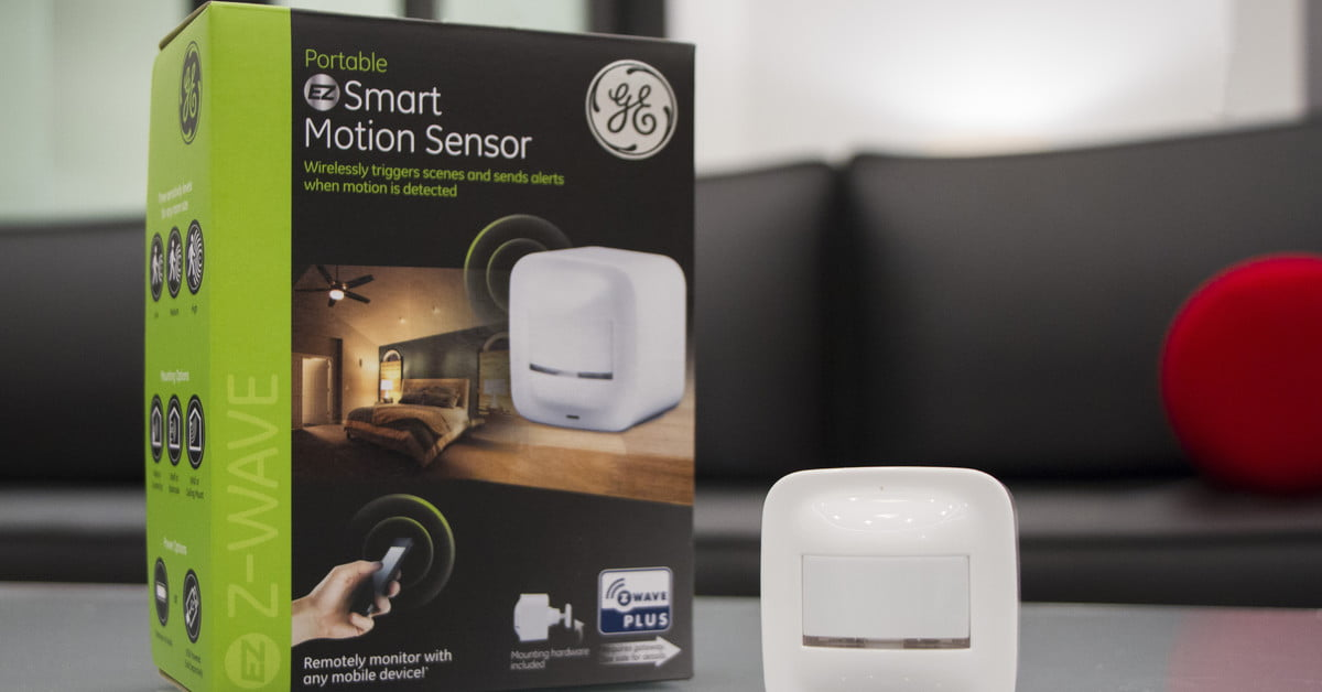 Jasco launches GE smart home security sensors and in-wall switch