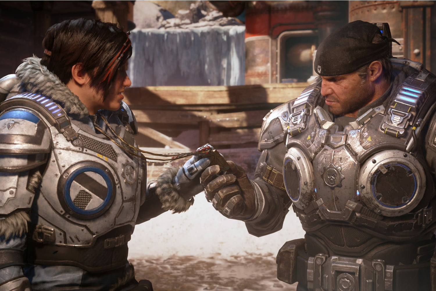 Push back the Swarm menace in Gears 5 with these tips and tricks
