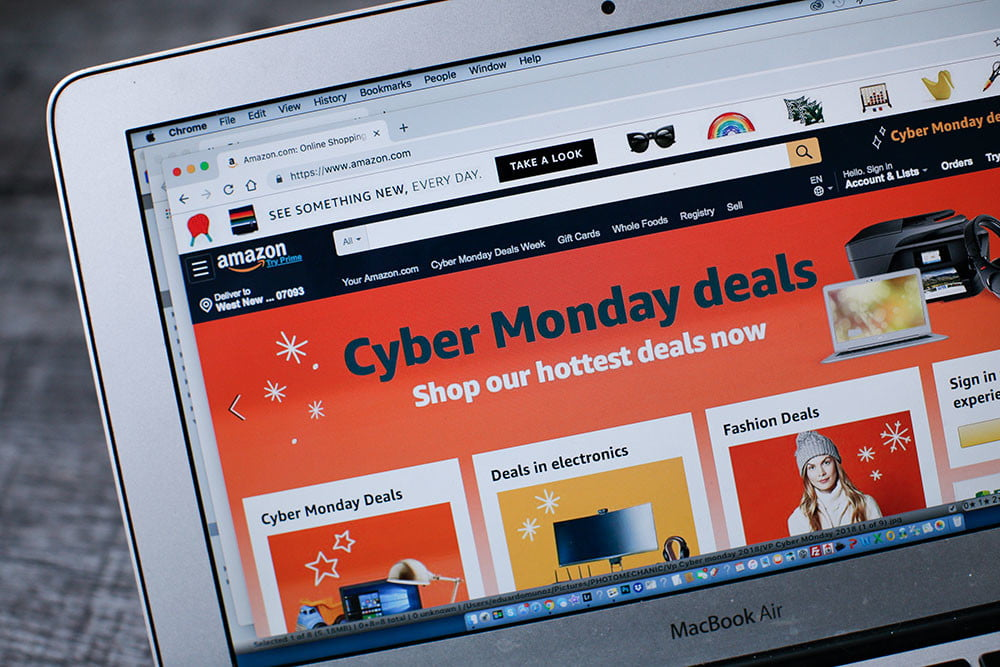 More Stores for Cyber Monday