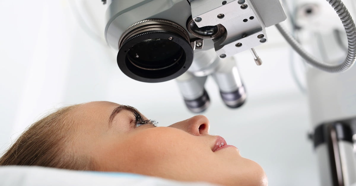 New Laser Eye Surgery Fixes Vision Without Any Gnarly Eyeball Slicing
