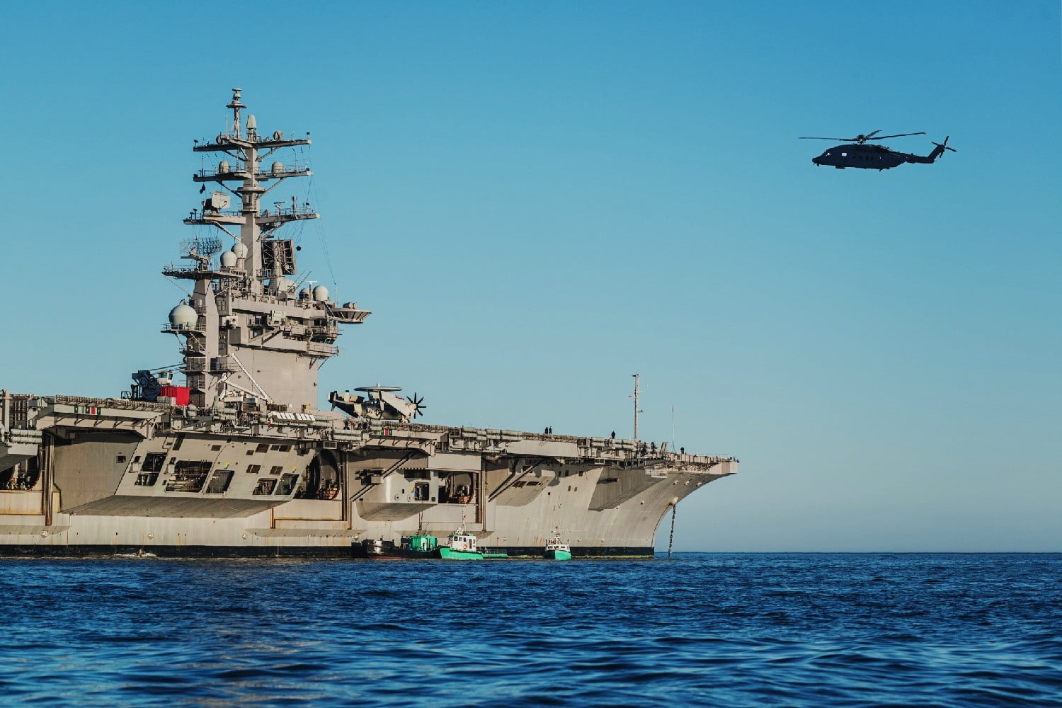 U S  Navy Is Working On A Way To Make Fleet Invisible To