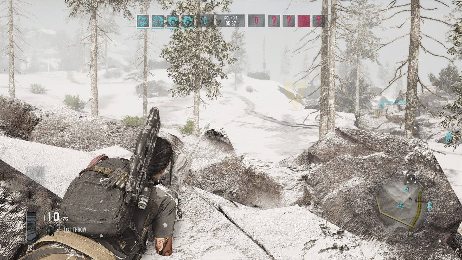 Ghost Recon Breakpoint S Pvp Is A High Tension Battle Royale