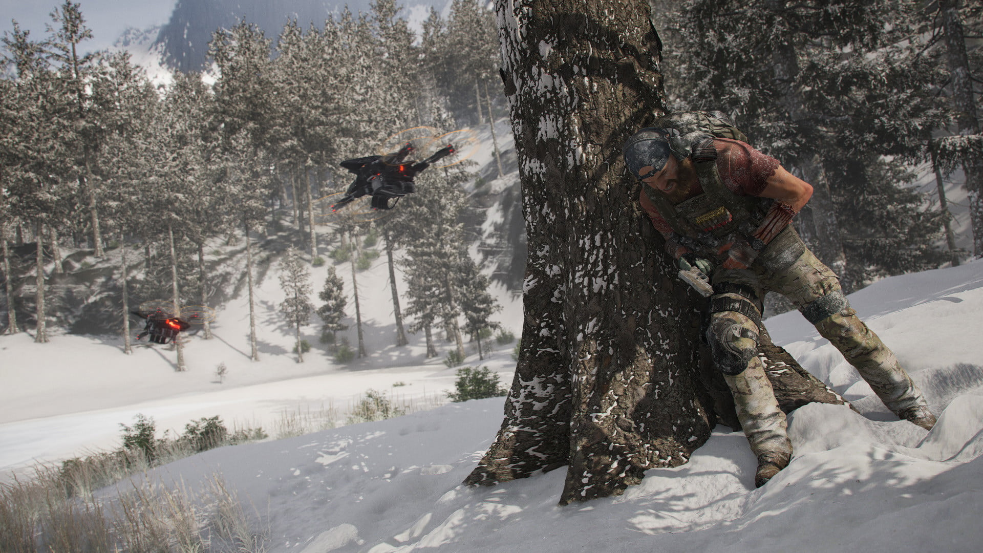 Ghost Recon Breakpoint Hands On A Charmingly Taxing