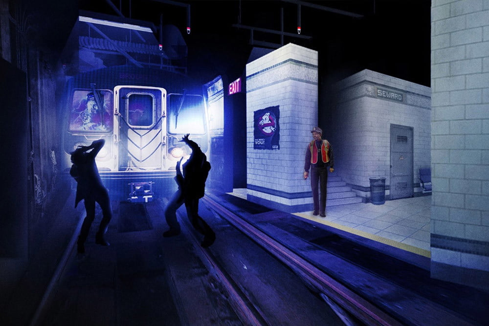 Madame Tussaud Hosting VR Ghostbusters Event This July