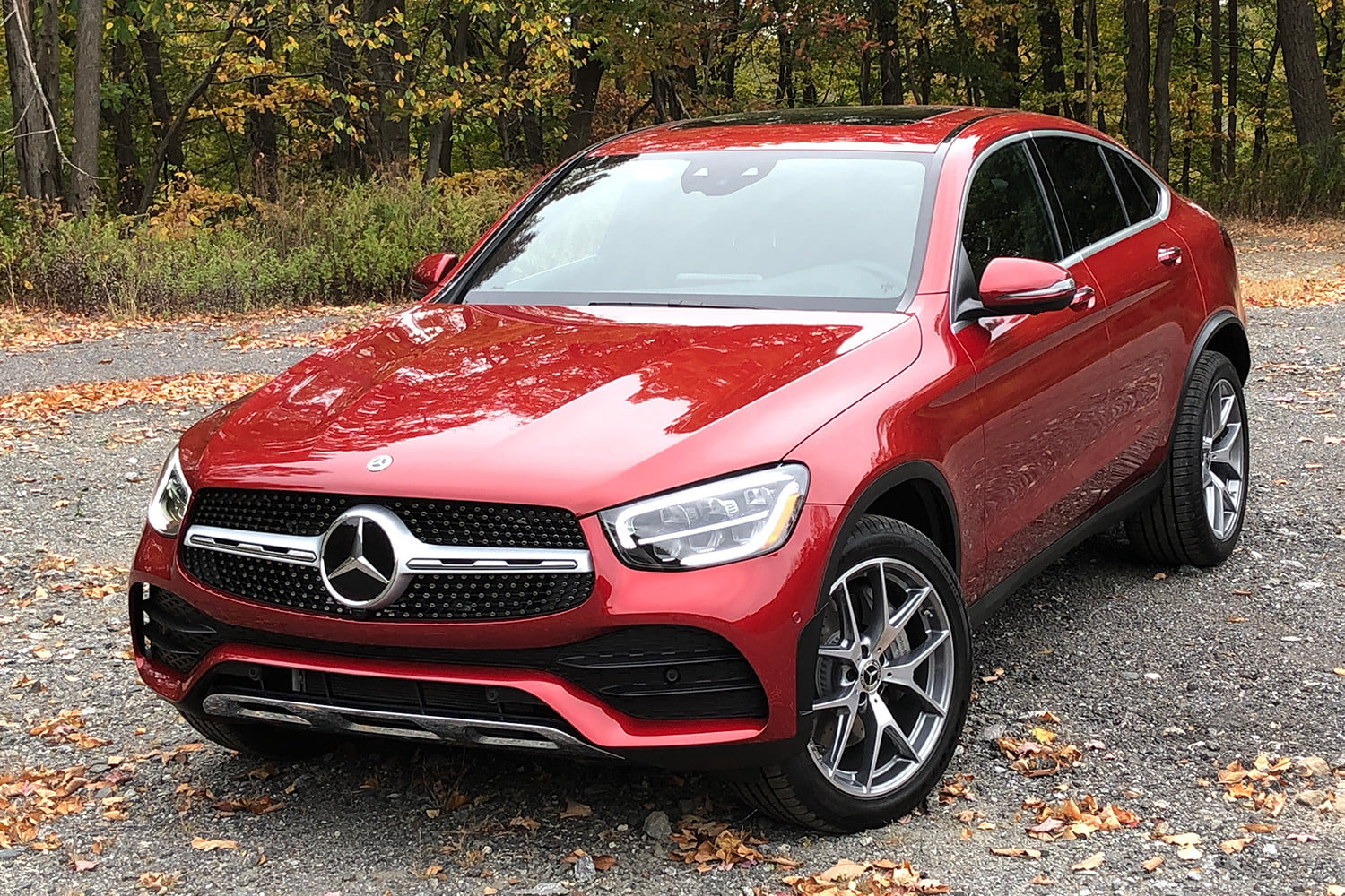 2020 Mercedes Benz Glc Class First Drive Review Digital Trends