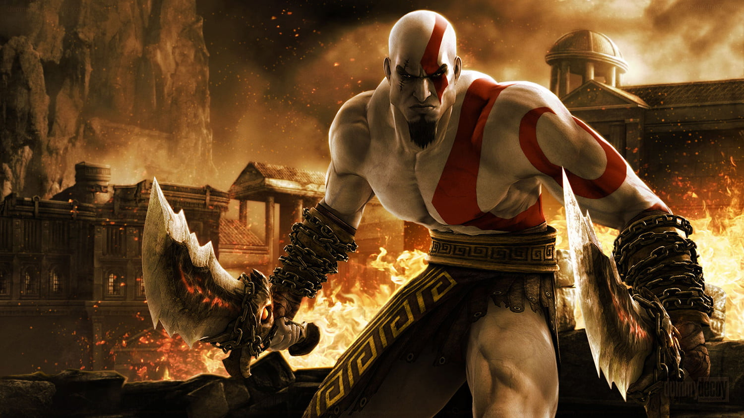 The Original 'God of War' was an Intellectual Brute