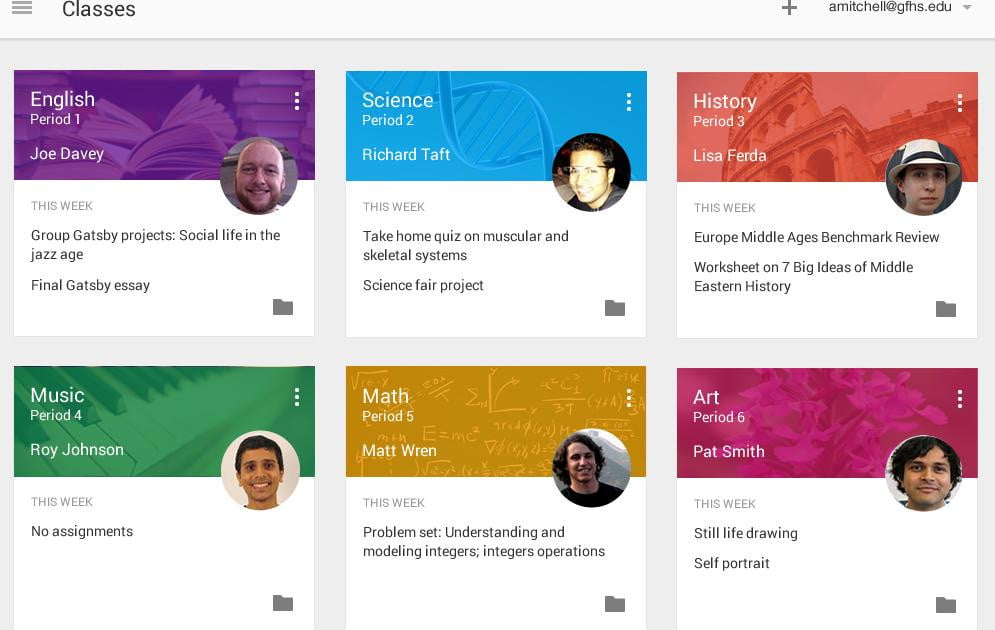 Google Classroom Releases Updates to Improve the New Year