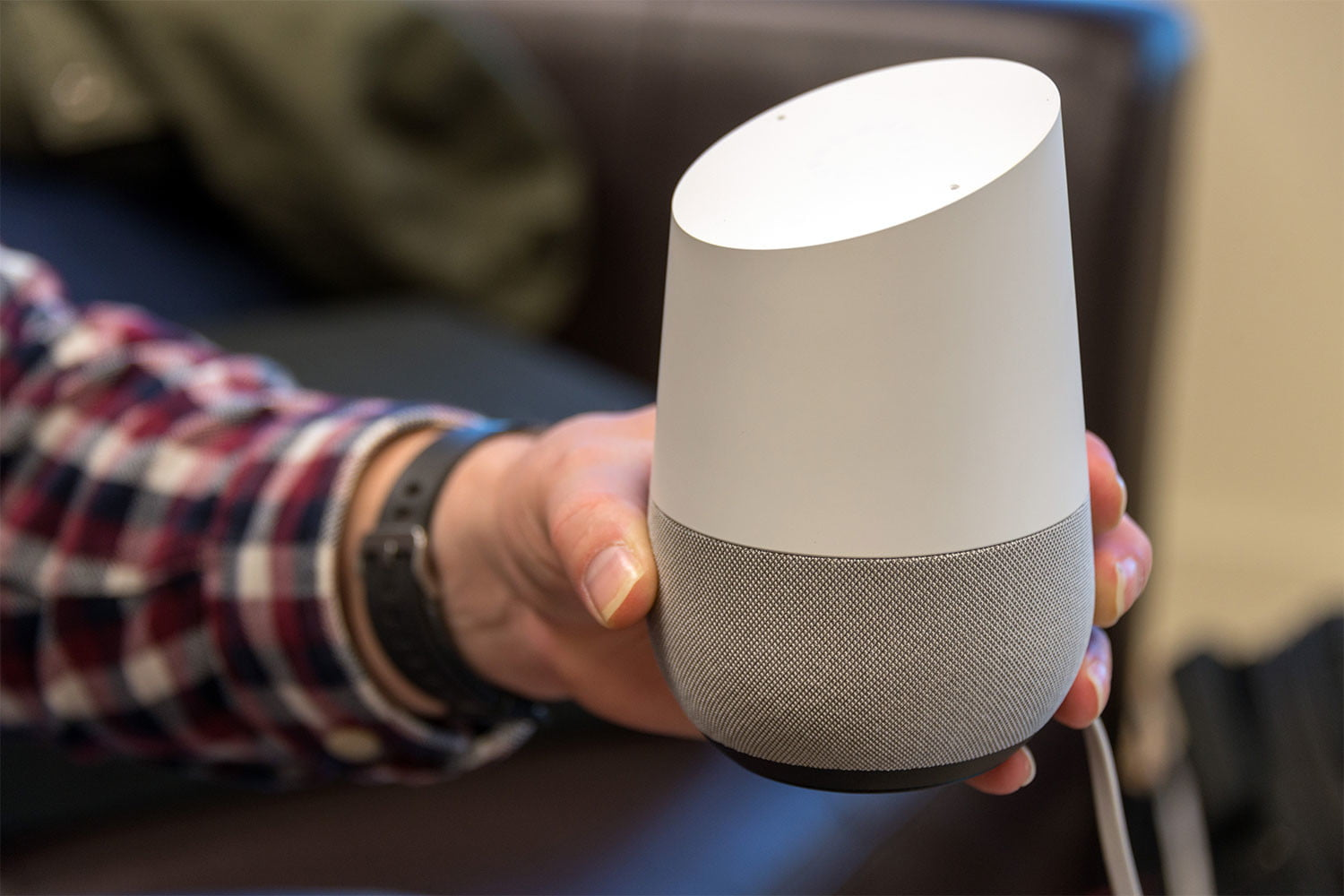 'Hey, Google, what's wrong?' Google Home 'glitch' gets a fix
