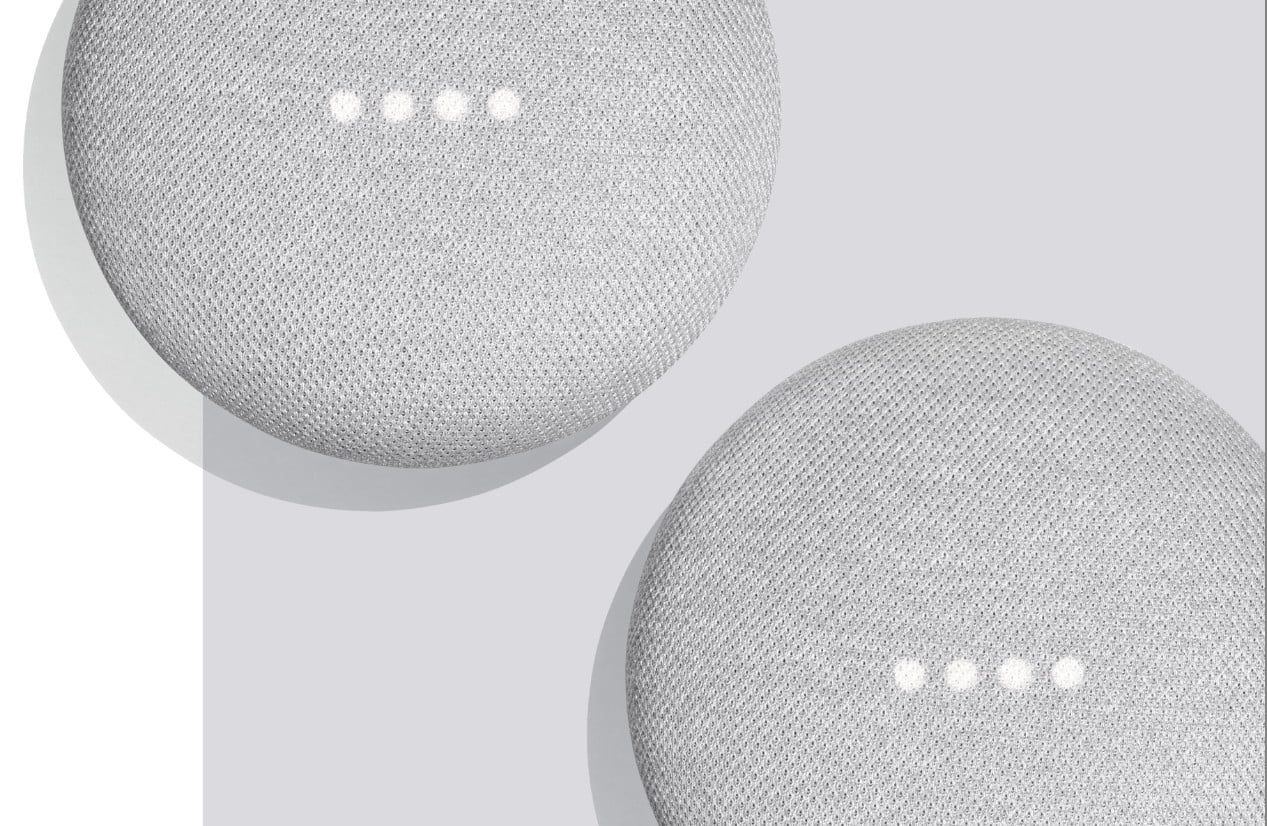 Google agrees to replace its bricked Home and Home Mini smart speakers