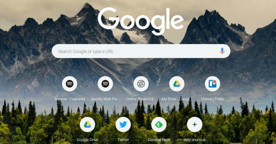 How to Change Your Google Background | Digital Trends