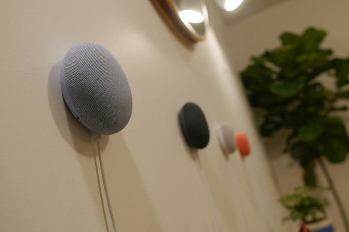 google nest mini hands on features price photos video release date review 3 of 7