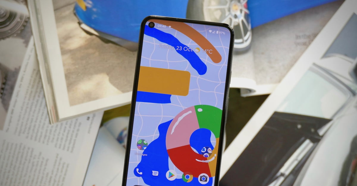 Google Pixel 5 review: Google's best tech, condensed for convenience