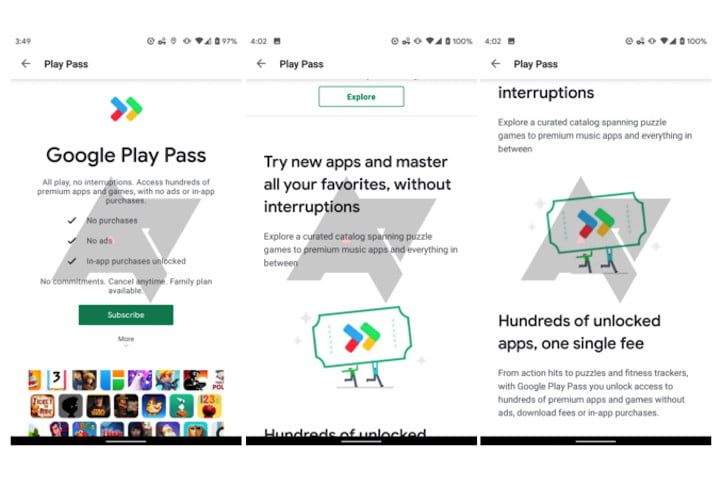 Google is Testing $5 Play Pass App Subscription Service