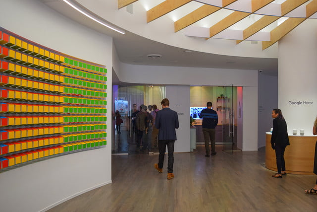 inside google pop up shop store nyc 3