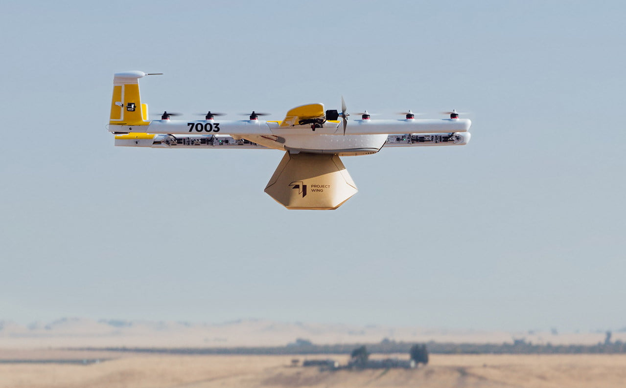 Drone delivery testers reveal their main gripe about such a service