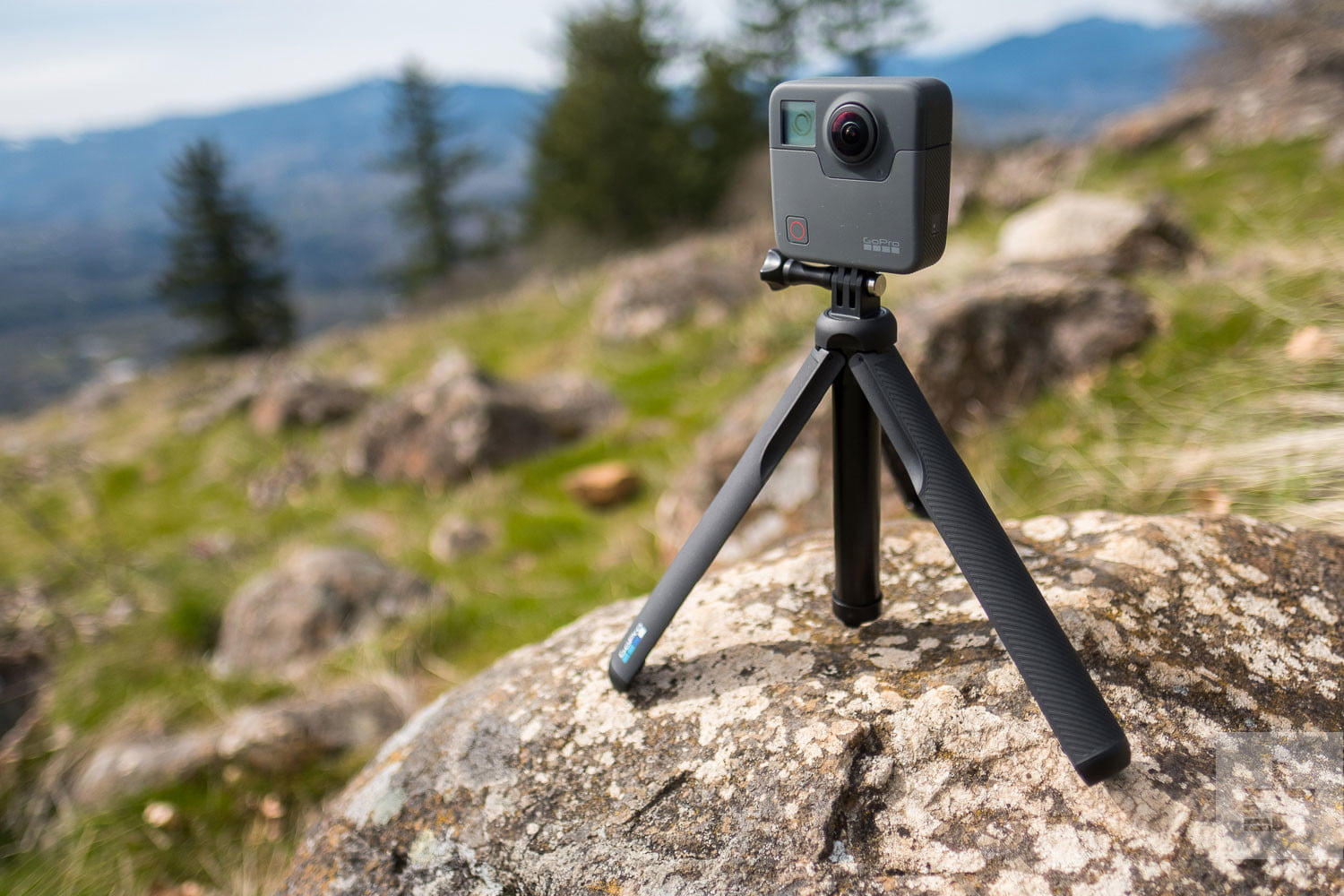 The GoPro Fusion Can Now Capture Google Street View