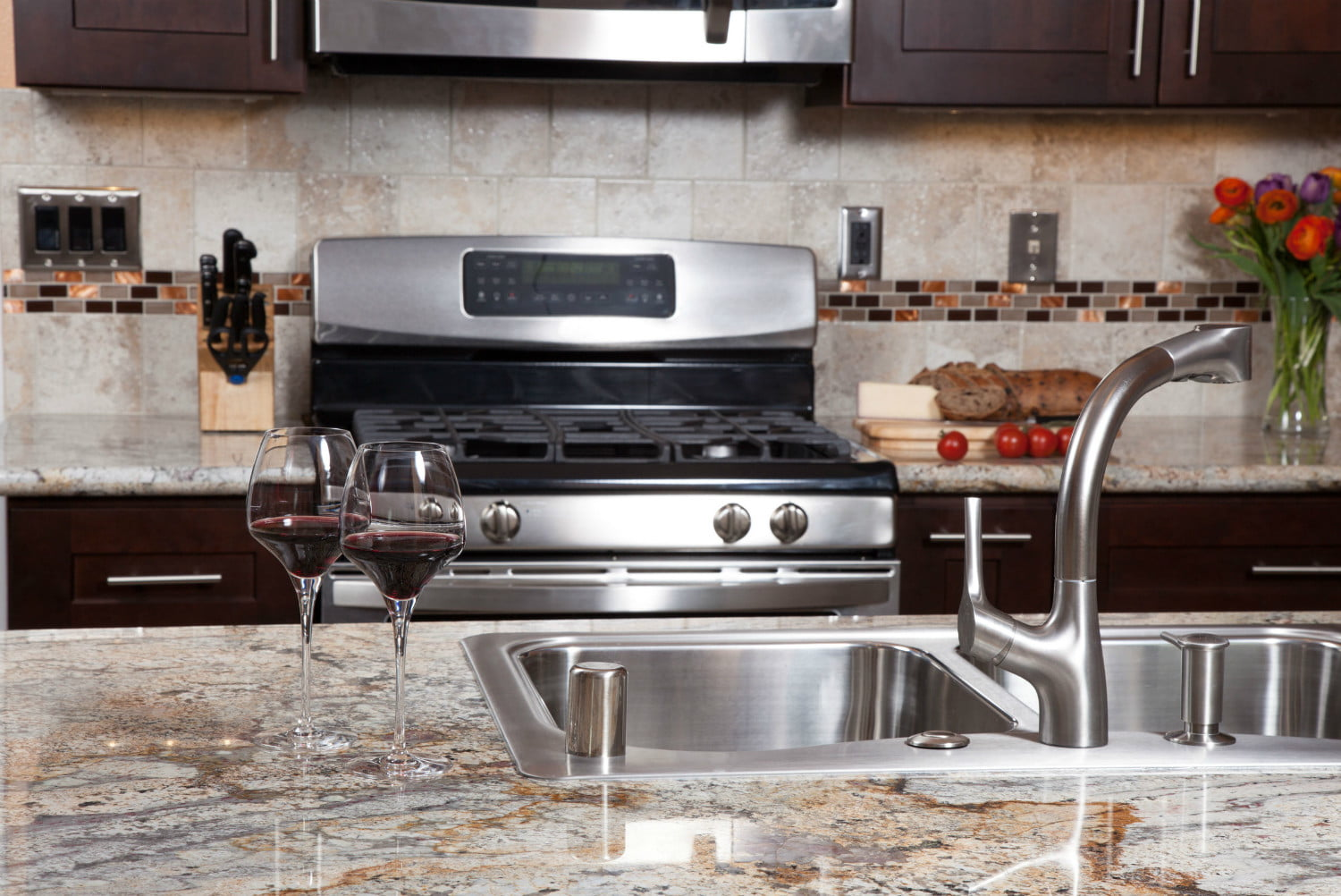 Here S How To Clean Granite Countertops The Right Way Digital Trends