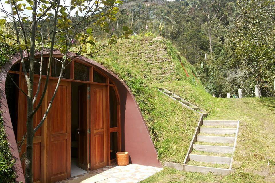 Sleep like you're in the Shire with these pre-made Hobbit homes