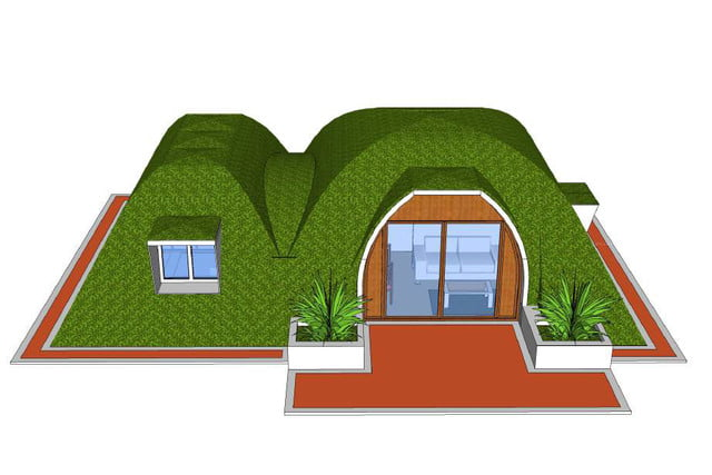 green magic homes are prefab houses covered in plants waikiki 40