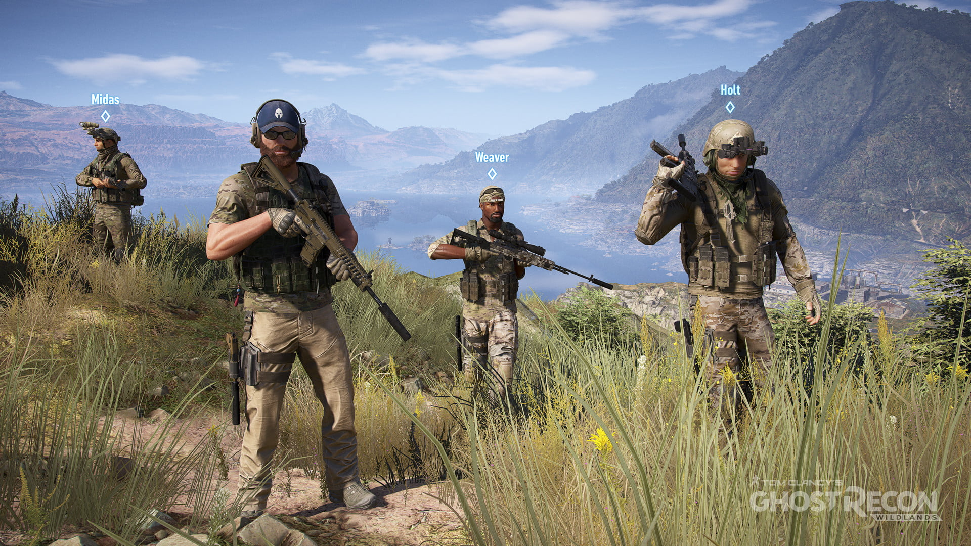 Ubisoft is Making 'Ghost Recon Wildlands' More Like 'Rainbow