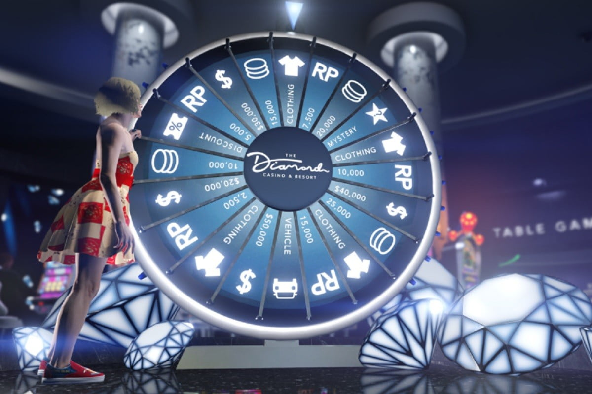 GTA Online Diamond Casino & Resort Update Breaks Player