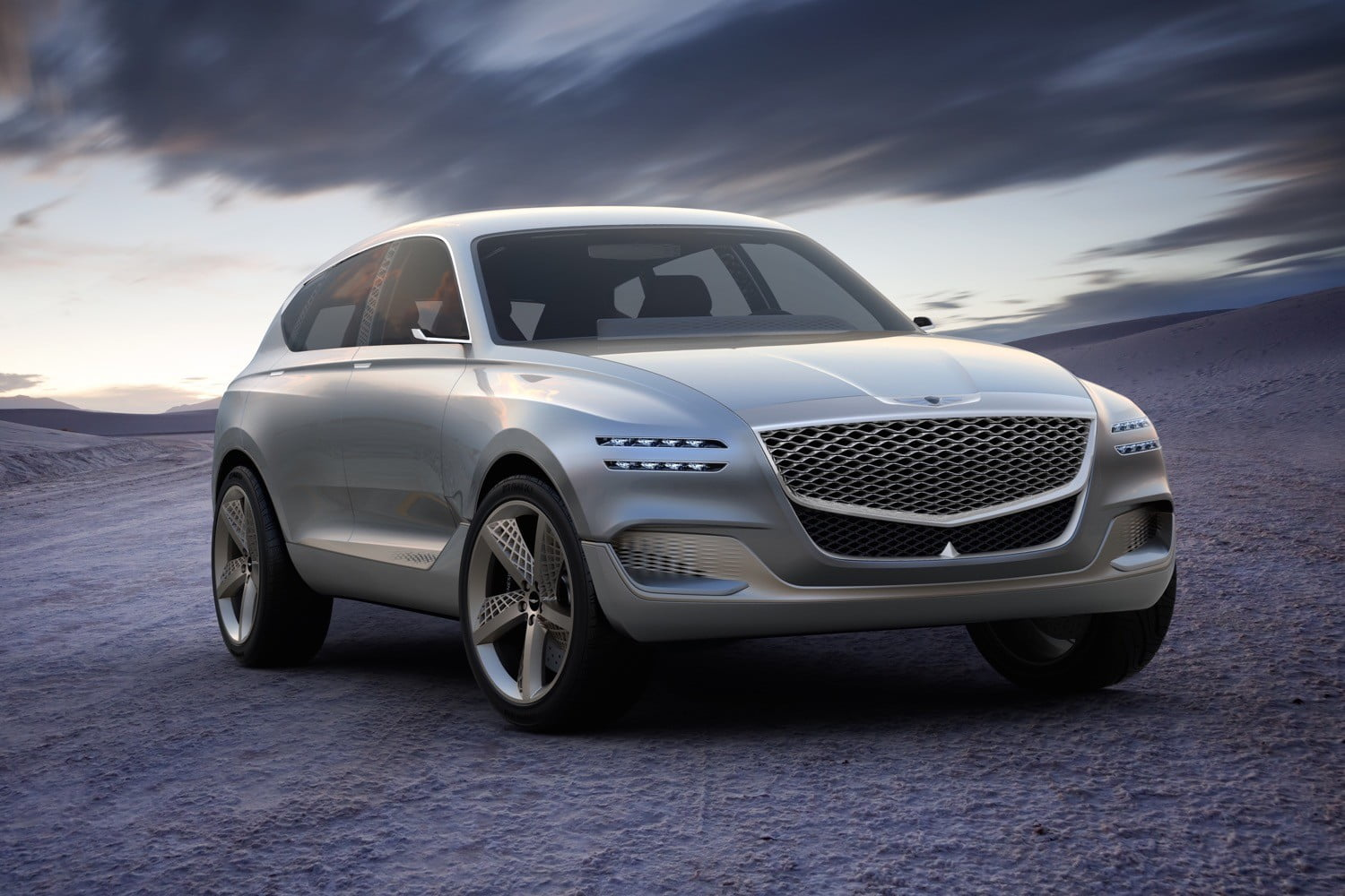 Hyundai S Genesis Luxury Brand Will Launch Its First Suv In