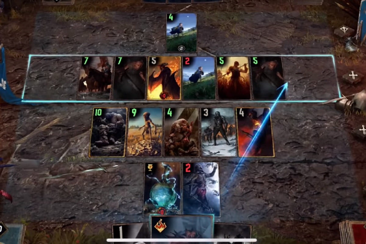 Gwent: The Witcher Card Game goes mobile with iOS release in October