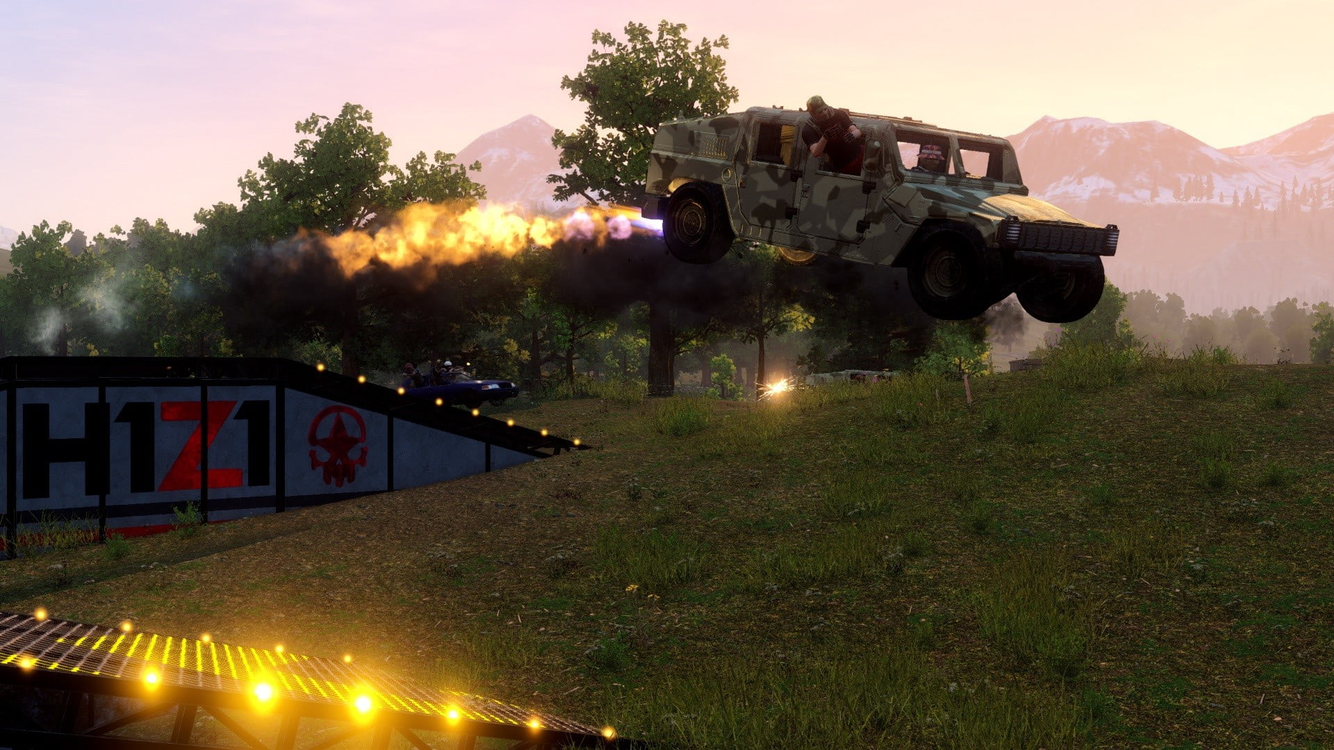 H1Z1' Goes Free-to-Play, Announces Battle Royale Esports
