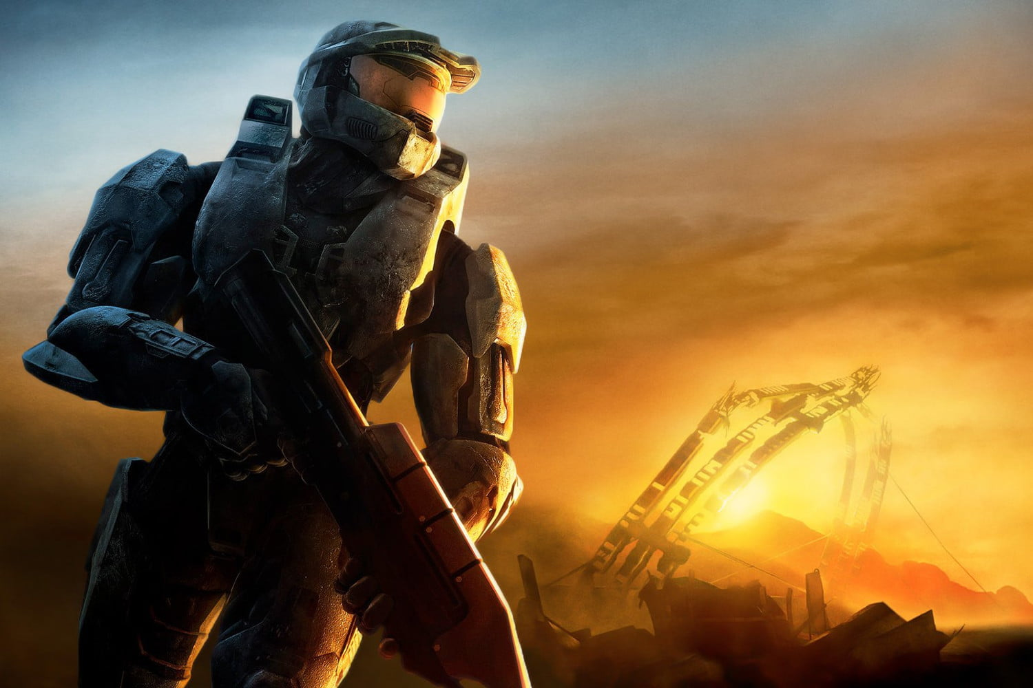 Crunch at Bungie contributed to Halo co-creator's departure
