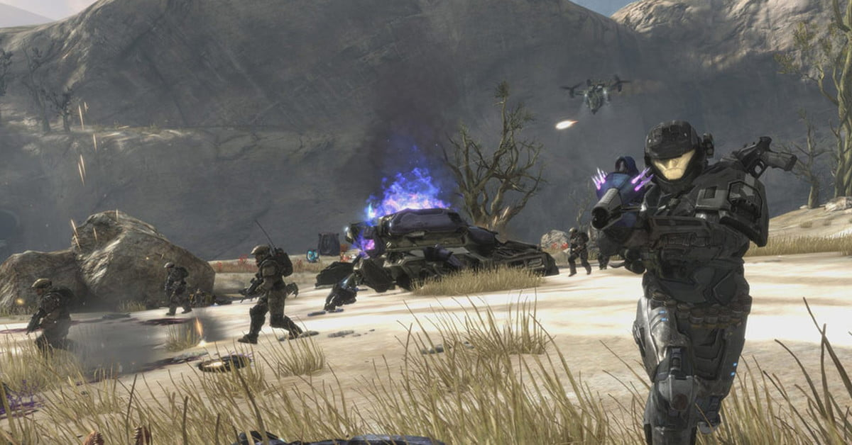 343 Industries Says First Beta For Halo Reach On Pc Will Be