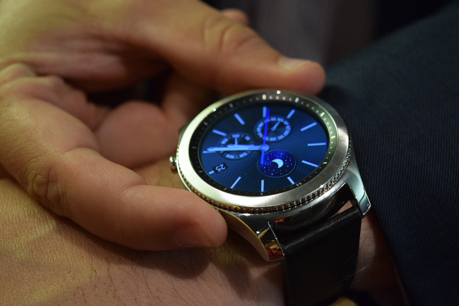 Tizen 4 Arriving on Samsung's Gear S3 and Gear Sport