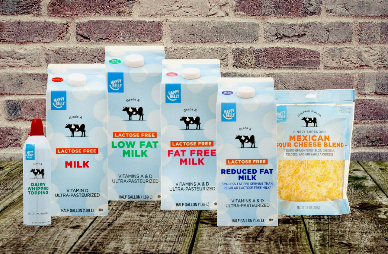 Amazon brings back home milk delivery with its Happy Belly brand