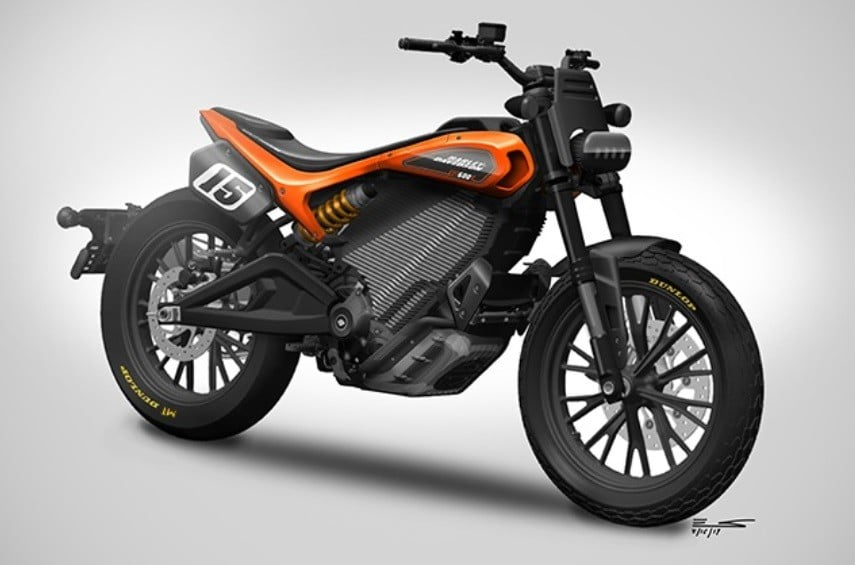 Harley-Davidson's second electric model will be smaller than the LiveWire