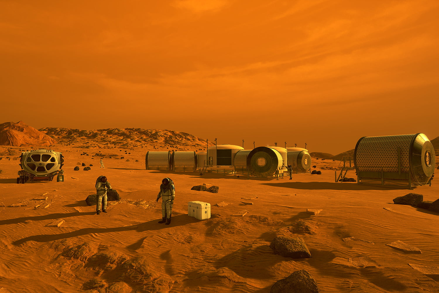 Harvard University has a bold new plan to make Mars livable for humans