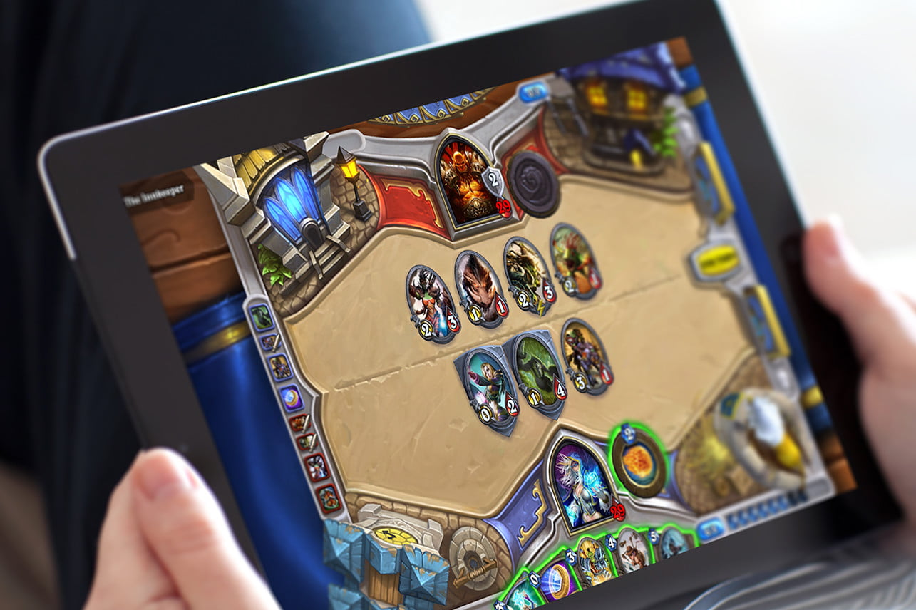 Marvel Partners With Former 'Hearthstone' Developers on New