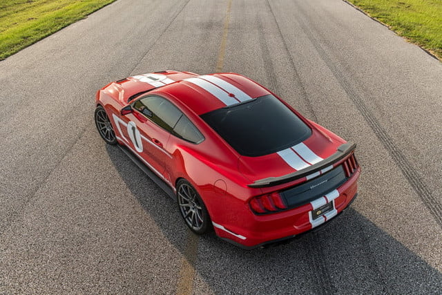 2019 Hennessey Heritage Edition Ford Mustang