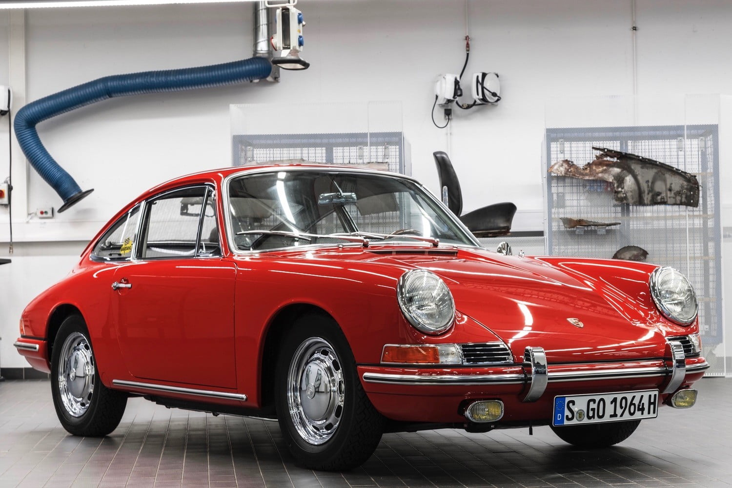 How did the Porsche 911 get its name? You can thank Peugeot