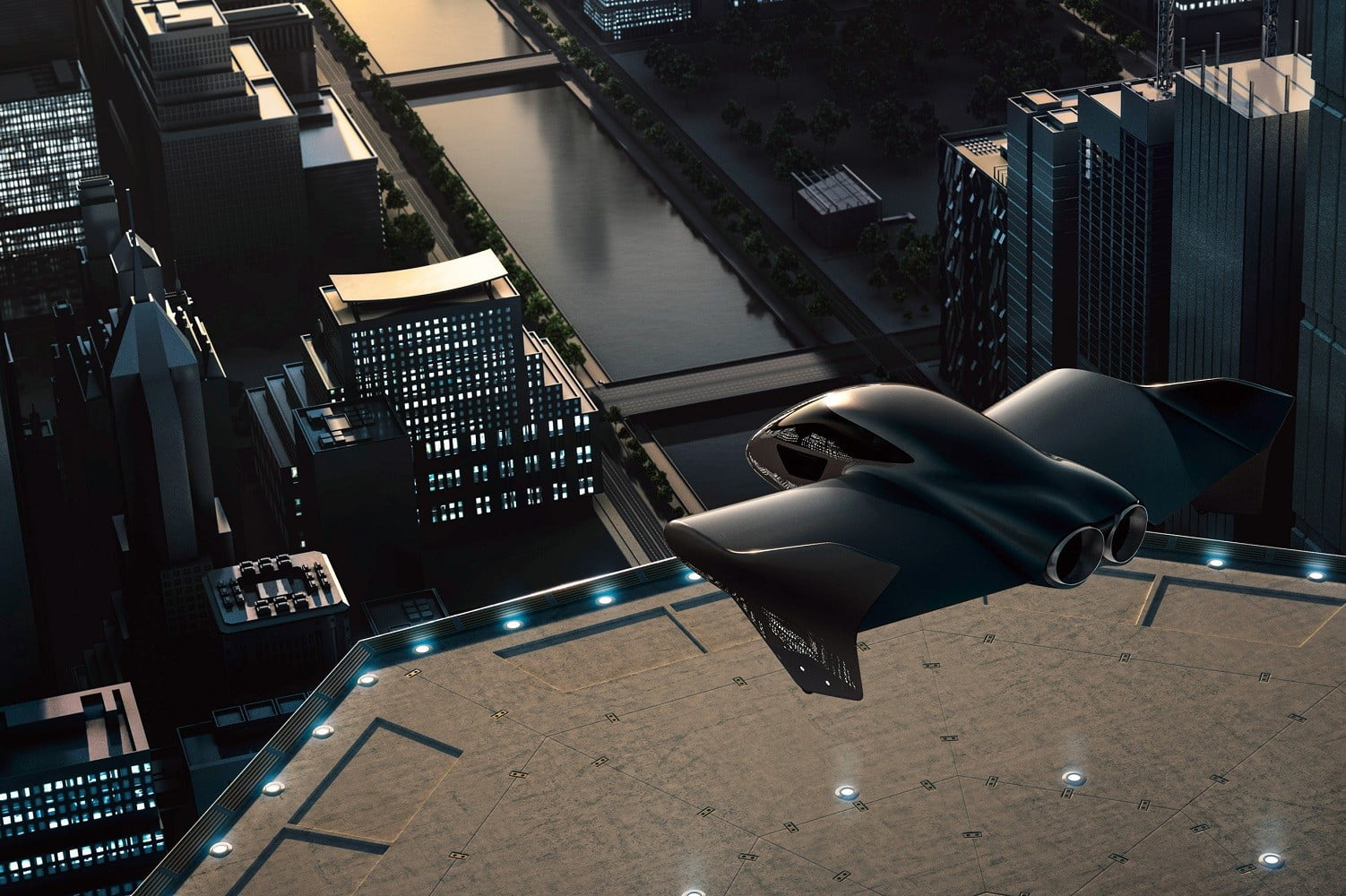 Porsche links arms with Boeing in race to fill the skies with flying taxis