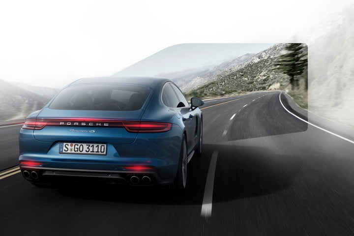Porsche invests in sensor tech designed to see through fog and rain