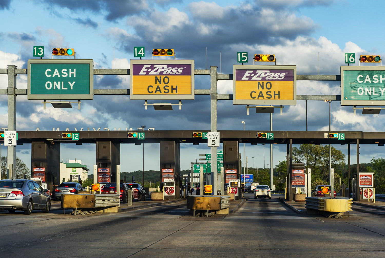 Verra Mobility's Peasy Nationwide Highway Pay-As-You-Go