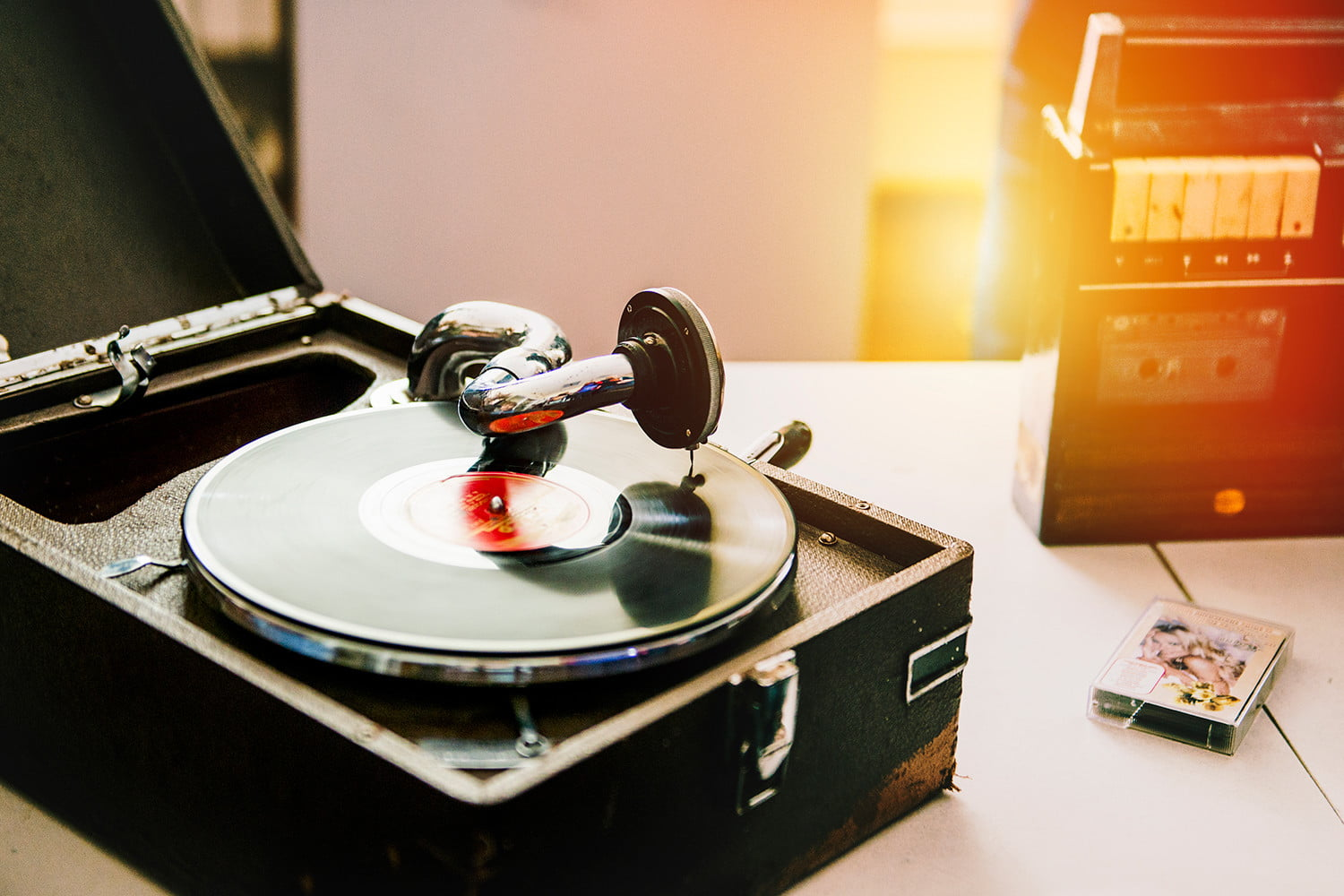 The history of home audio systems